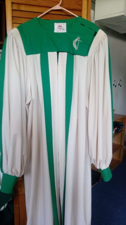 Used Choir Robes | The Maumee Watershed District of the West Ohio ...